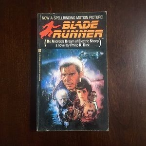 "Philip K. Dick ""Blade Runner"""